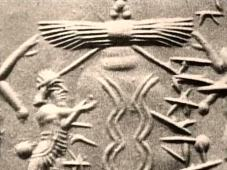 Enlilites bomb Marduk