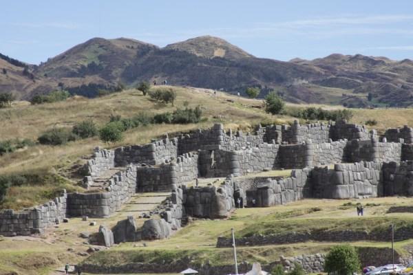 Sacsayhuaman terraces