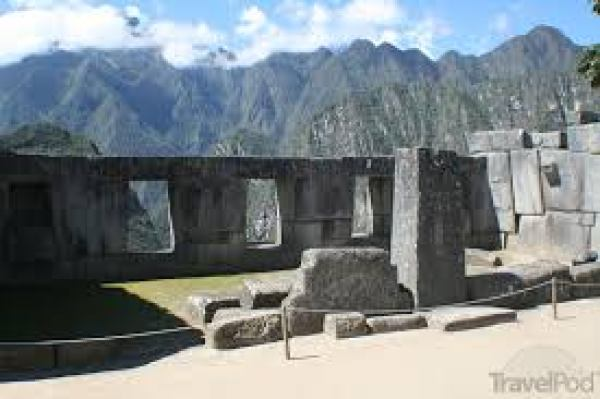 Temple of 3 windows and ashlar Machu