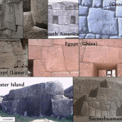 ANUNNAKI MOVED GIANT ROCKS WITH INVERSE PIEZOELECTRICITY, SONAR CONVEYANCE; THEY POURED LIQUIFIED STONE AS MOLECULAR CONCRETE TO MAKE MEGALITHIC STRUCTURES