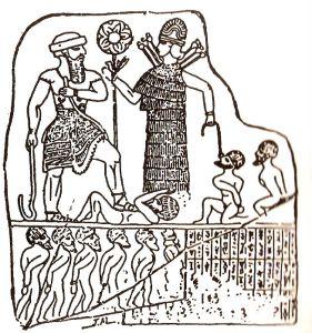 Inanna-Sargon-Conquer bw