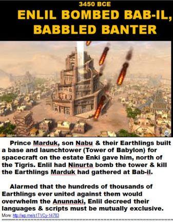 1 A a Babil bombed