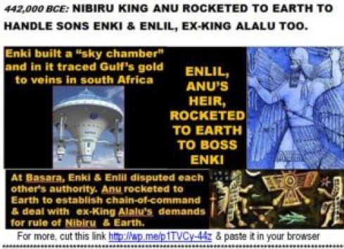 1AA A Enlil & Anu to Earth
