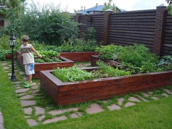 Красивое оформление сада – 75 фото идей для оформления ...