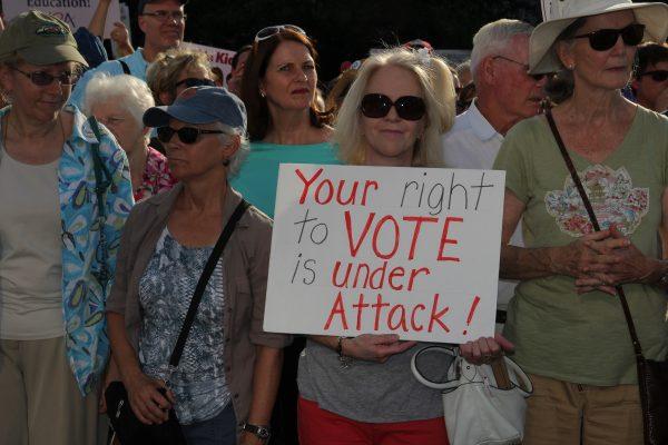 votantes identificación con foto