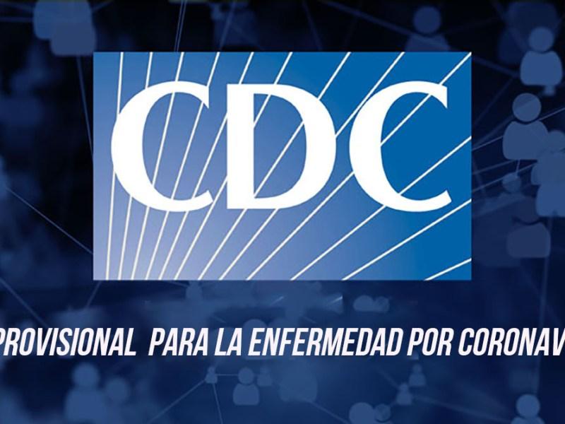 Recomendaciones del CDC