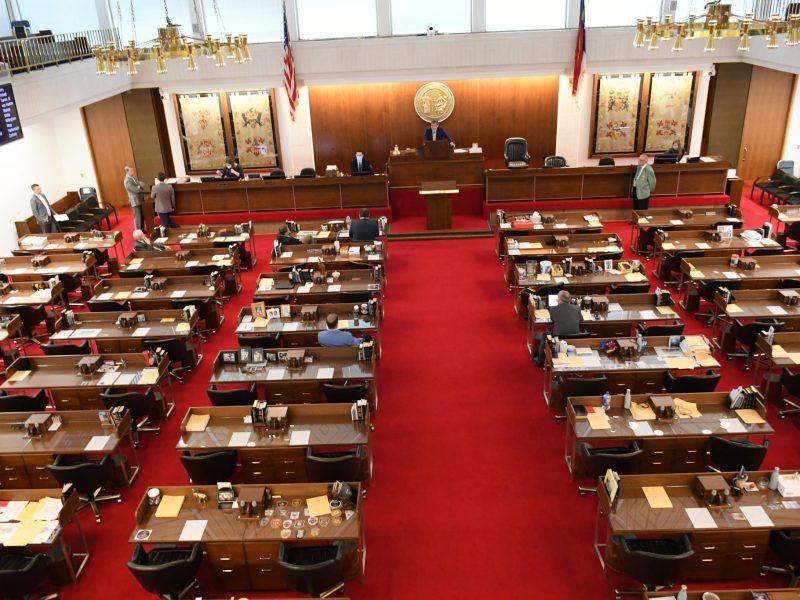 Sesión Corta legislativa