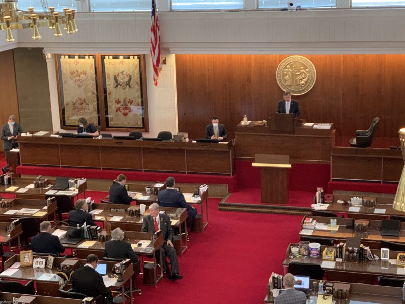 Asamblea General de Carolina del Norte