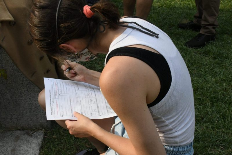 CAMPAÑA PARA VOTANTES LATINOS EN CAROLINA DEL NORTE