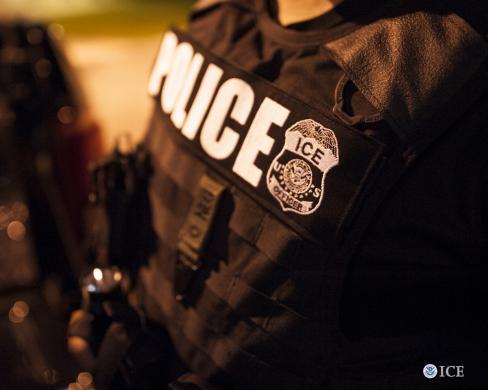 Arresto comunitario del ICE en Carolina del Norte