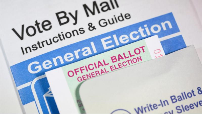 voto en ausencia