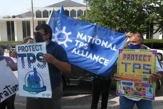 prórroga del TPS para los centroamericanos