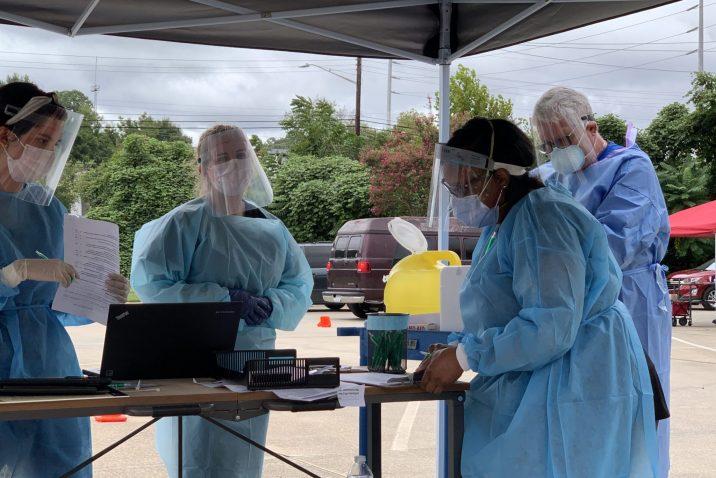 División de salud del condado de Wake anima a vacunarse contra la gripe