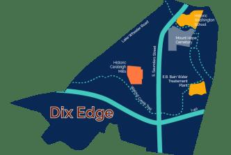 Dix Edge invitan a habitantes a diálogo para planeación de mejoras