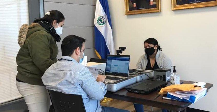Consulado de El Salvador