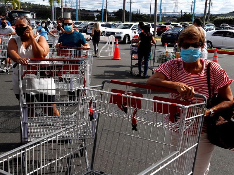 11 mil nuevos contagios de Covid-19 en Carolina del Norte