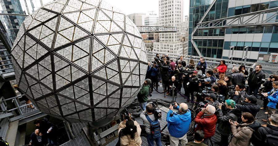 Bola de Times Square