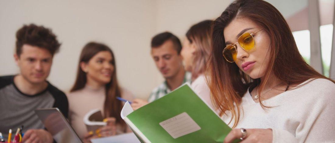 estudiantes latinos