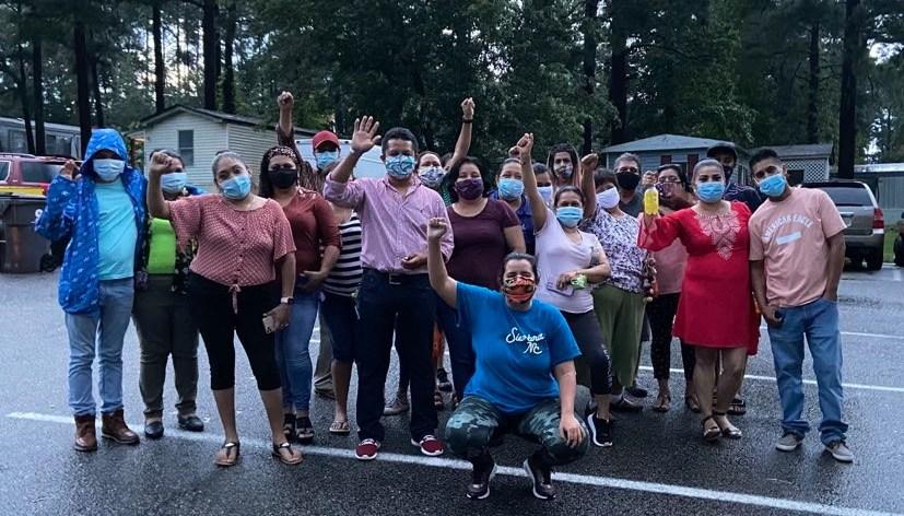 latino immigrant communities fighting ICE