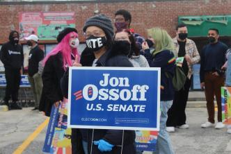 elecciones al Senado en Georgia