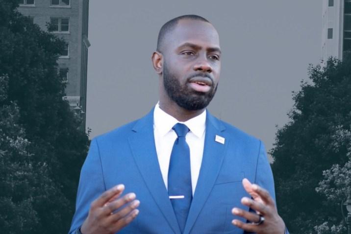 Terrance Ruth alcalde de Raleigh