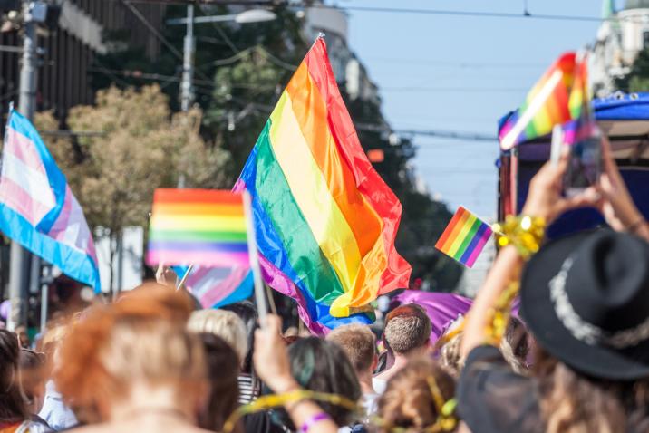 comunidad LGBTQ en Mecklenburg
