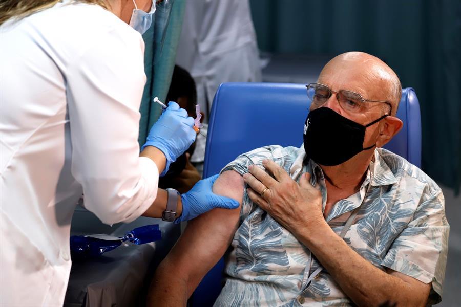 cita para vacunarse contra el Covid-19