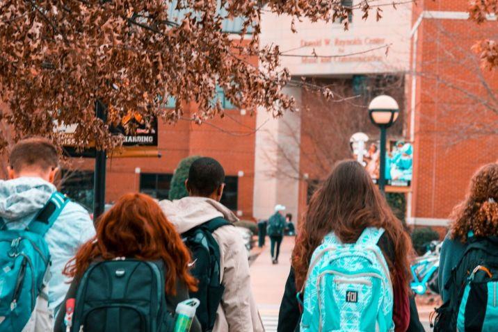 estudiantes de Chapel Hill-Carrboro