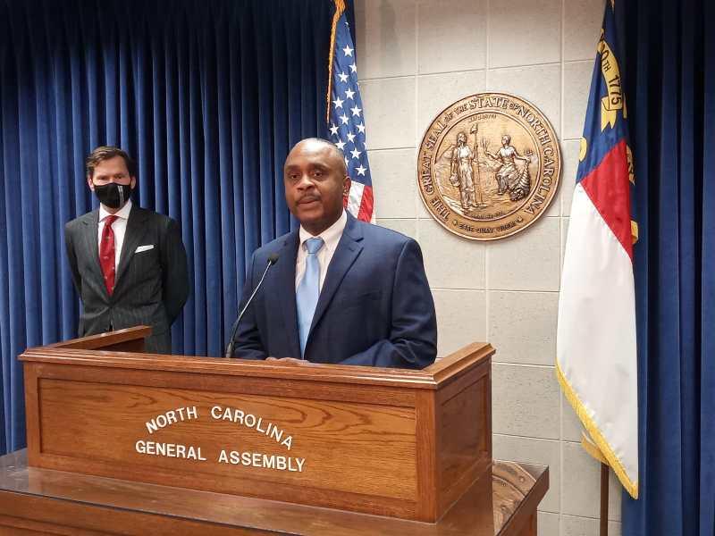 presupuesto Carolina del Norte