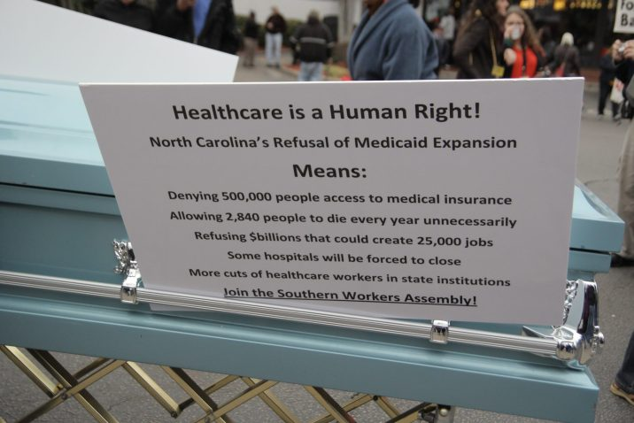 Expandir Medicaid