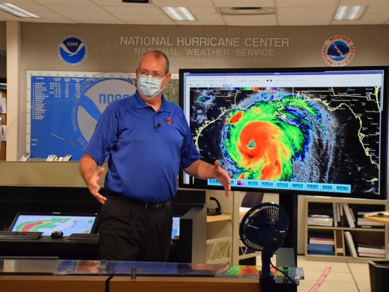 NOAA espera menos intensidad de huracanes pero más actividad en la temporada 2021 de huracanes