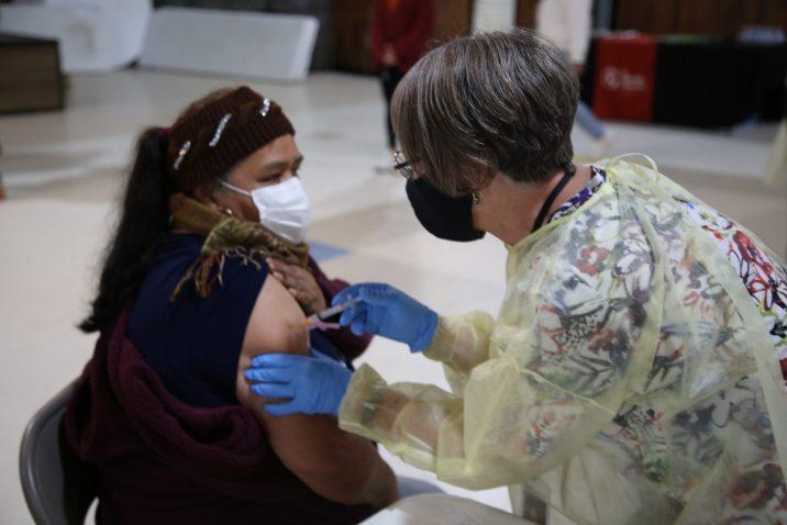 Vacunados por código postal