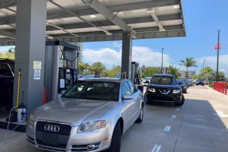 suministro de gasolina en NC