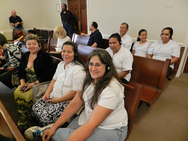 comité asesor de inmigrantes