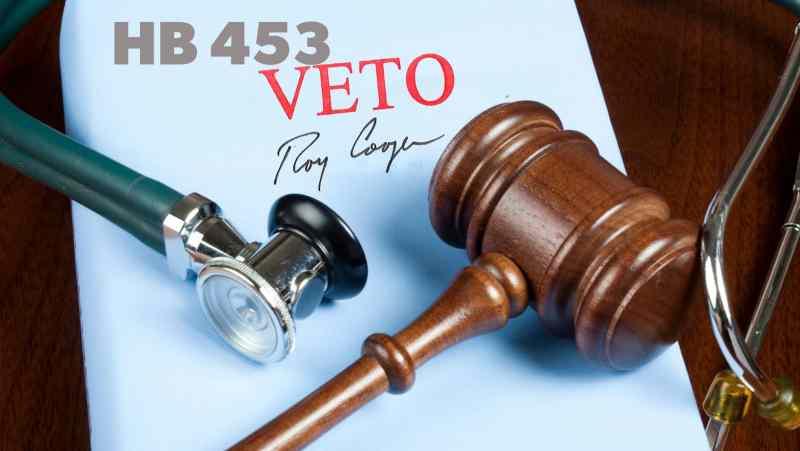 Veto del gobernador a proyecto de aborto discriminatorio