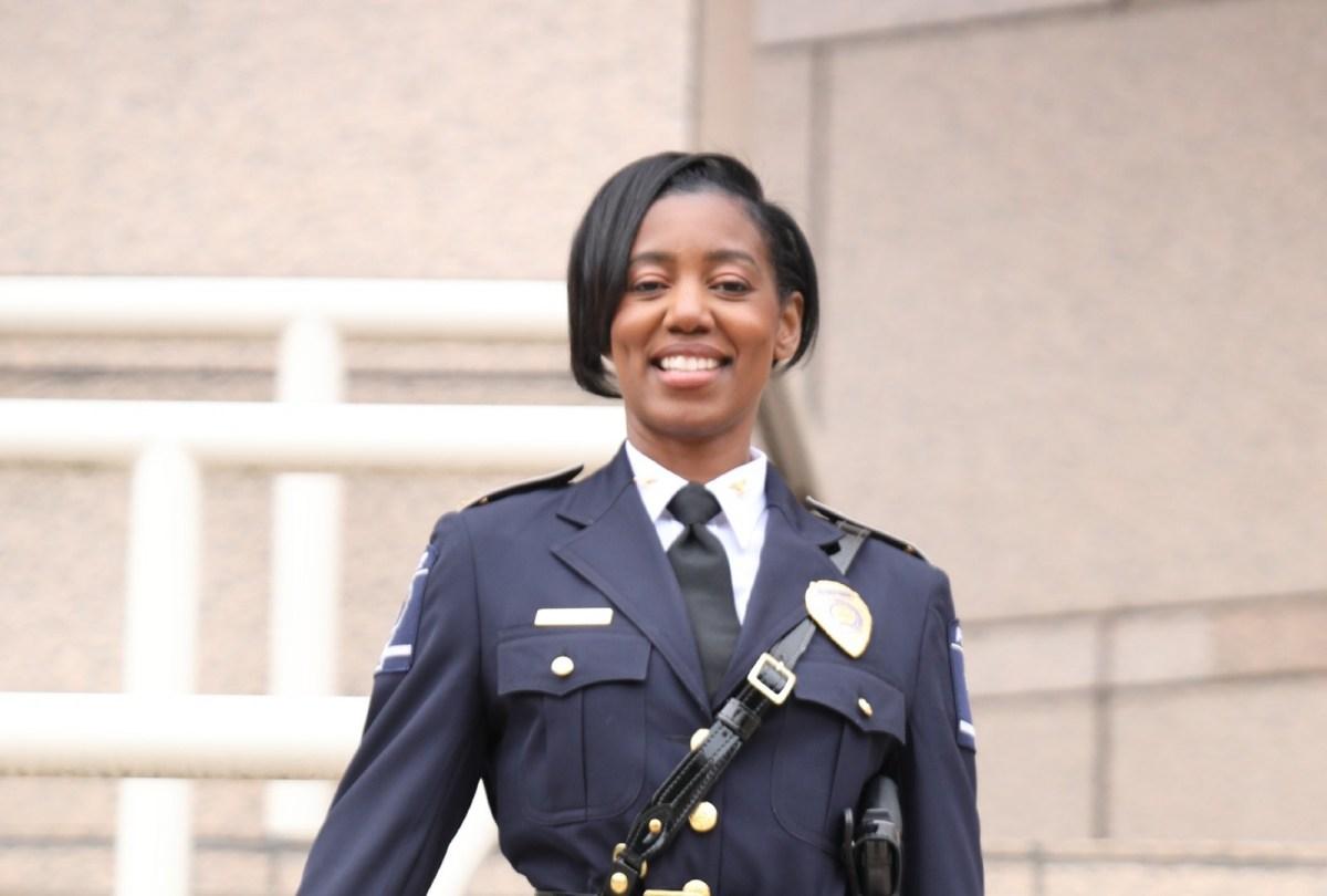 Estella Patterson es la nueva Jefe de la Policía de Raleigh