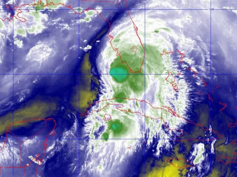 Tormenta tropical Elsa en Carolina del Norte según el servicio meteorológico nacional