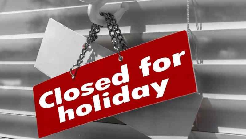 Oficinas gubernamentales de Raleigh y Durham cerrarán por el día de la independencia