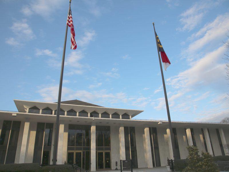Nuevas leyes en Carolina del Norte