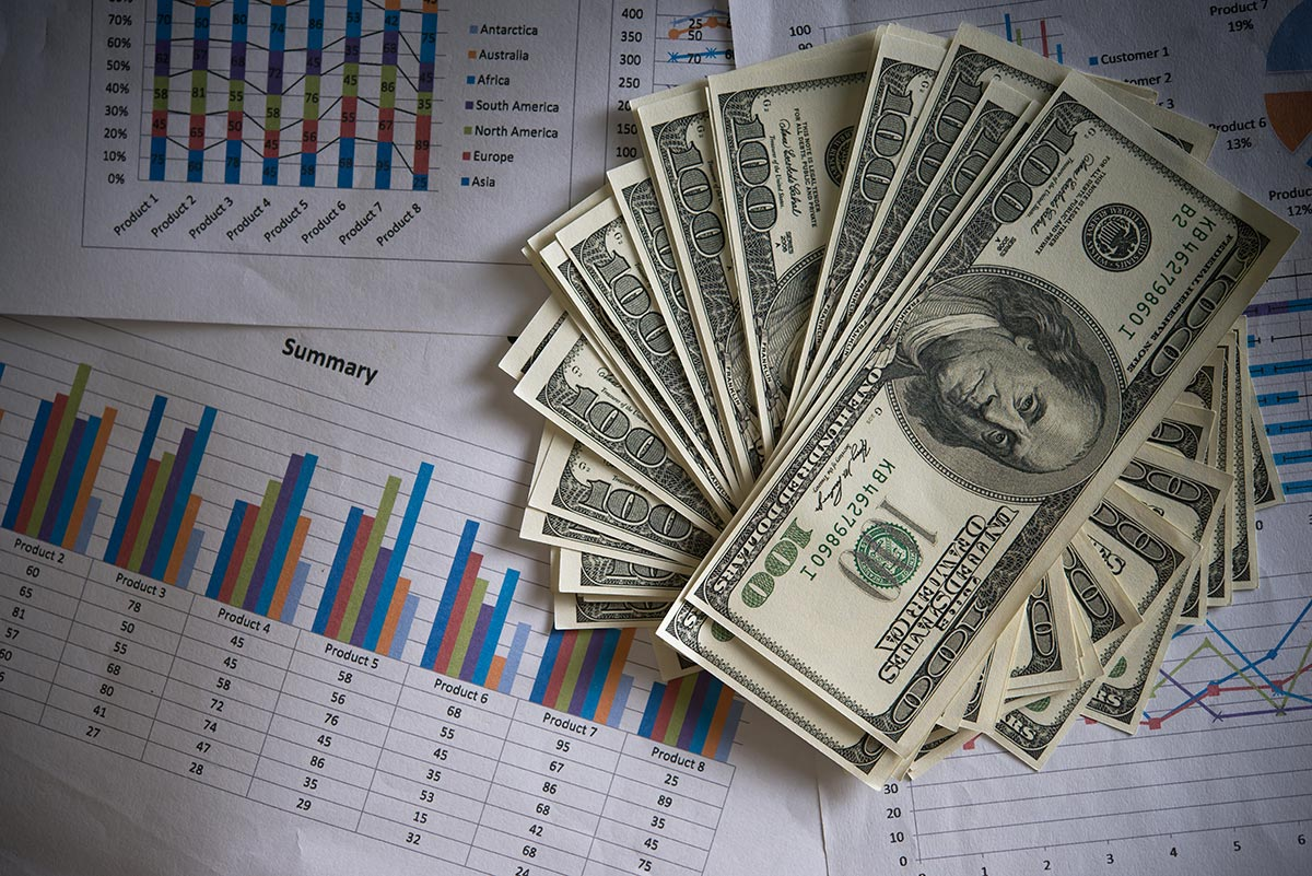 Cotización del dólar en México, Honduras y Guatemala.