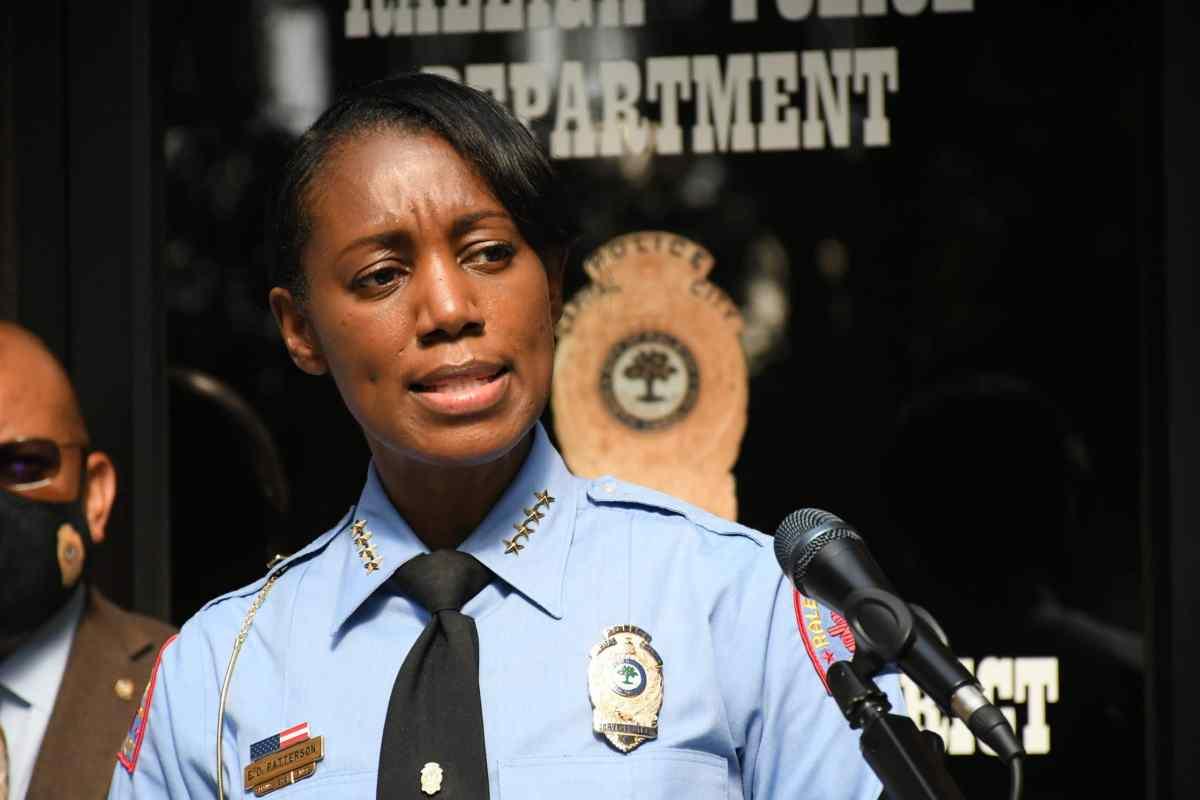 Departamento de Policía de Raleigh