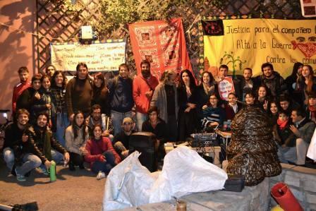 Desde Córdoba, Argentina, en solidaridad con los zapatistas