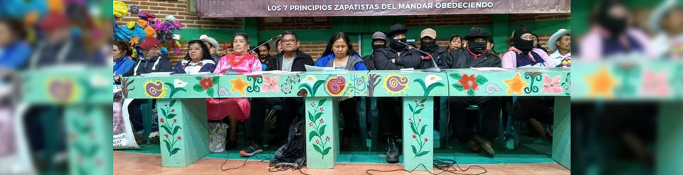 PRONUNCIAMIENTO DE LA SEGUNDA ASAMBLEA NACIONAL DEL CONGRESO NACIONAL INDÍGENA-CONCEJO INDÍGENA DE GOBIERNO