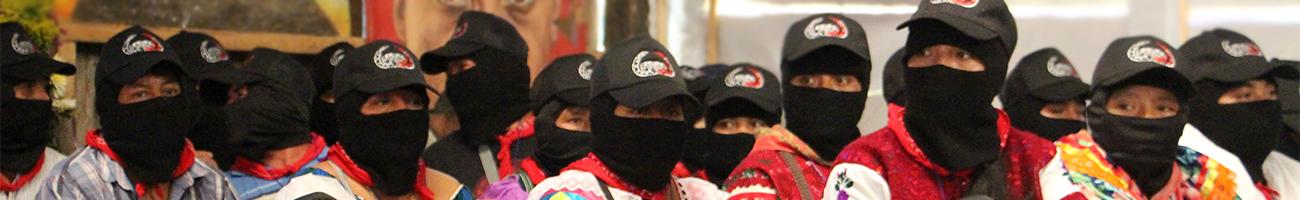 ALTO A LA GUERRA NARCOPARAMILITAR CONTRA EL CIPOG-EZ Comunicado urgente del CNI-CIG y el EZLN
