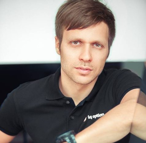 Dmitry Zaresty (IQoption)