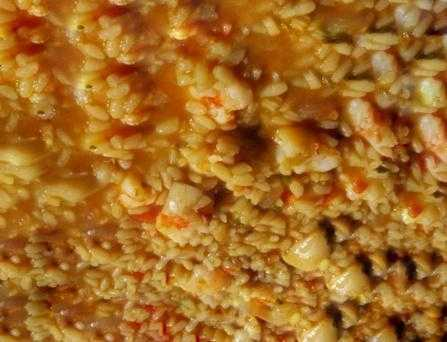 Arroz meloso thermomix