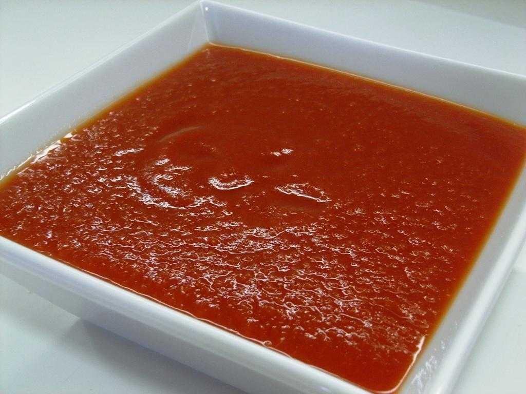 tomate frito en la thermomix
