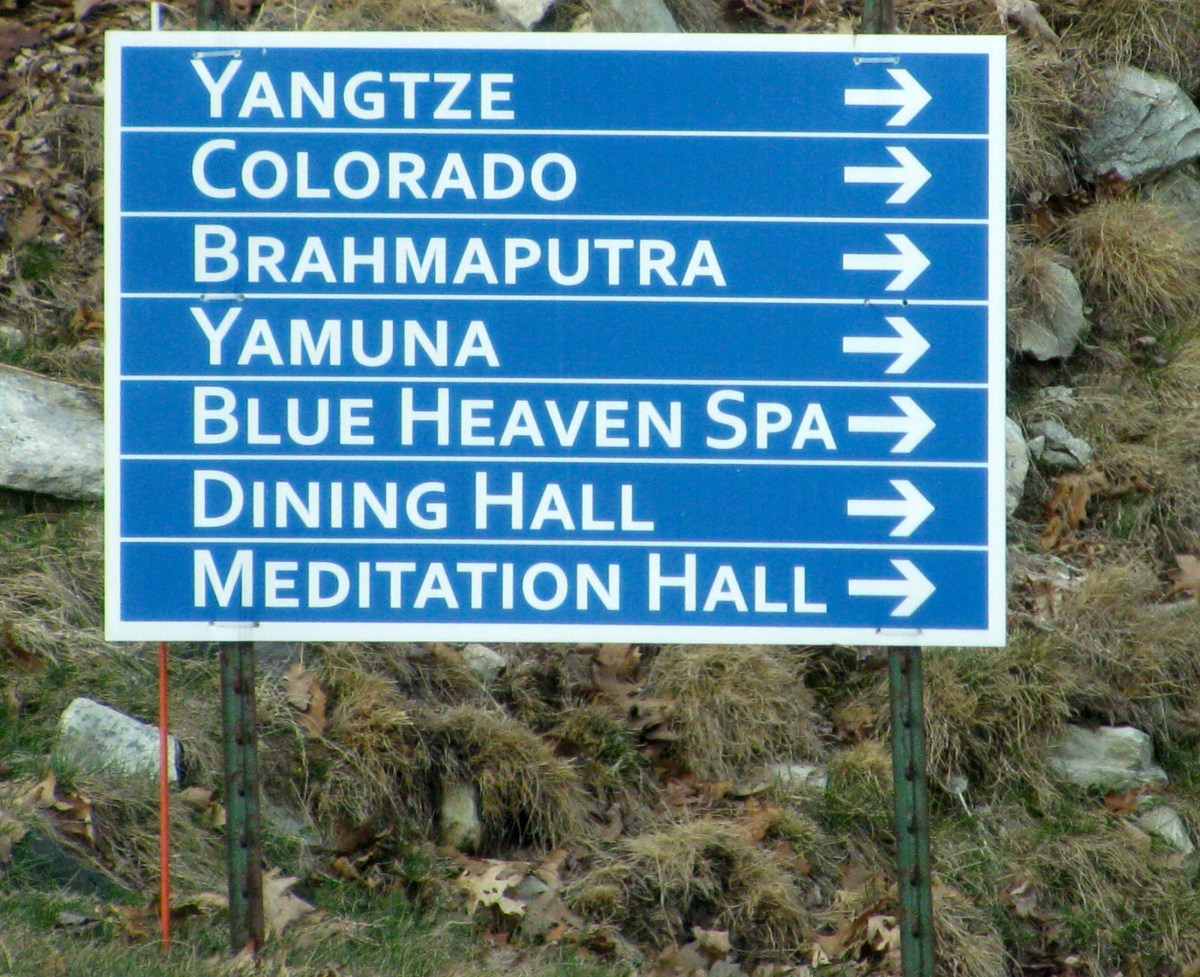 Directions to a Different Spa Experience