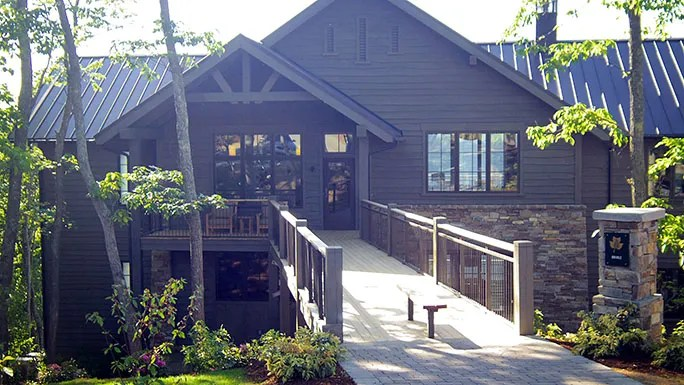 New Pinnacle Cottages at Primland