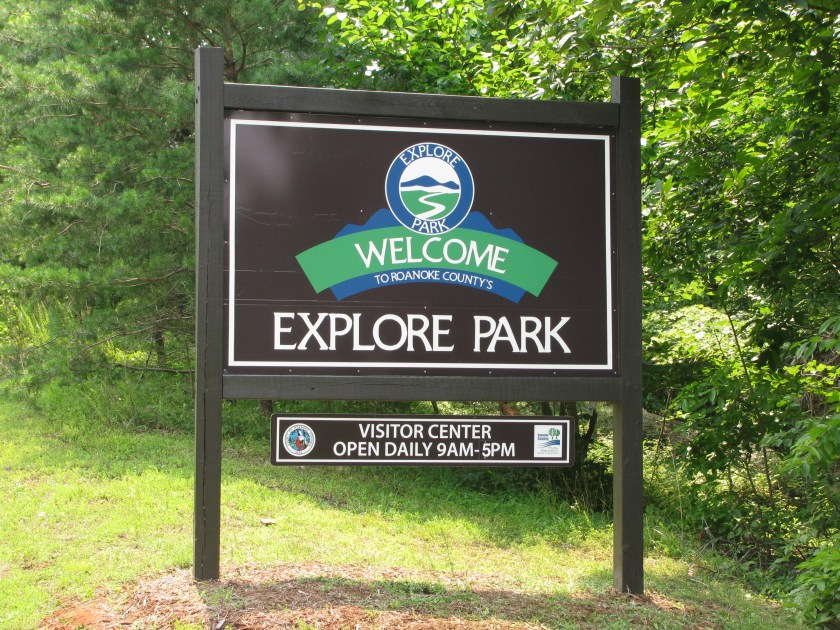 Welcome to the Explore Park in partnership with Roanoke County and the Blue Ridge Parkway